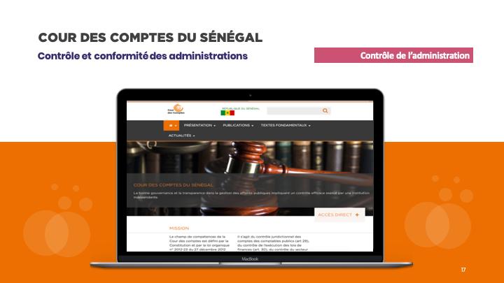 Cour des Comptes du Sénégal