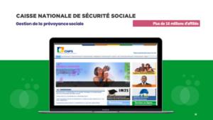 Caisse Nationale de Protection Sociales de Côte d'Ivoire