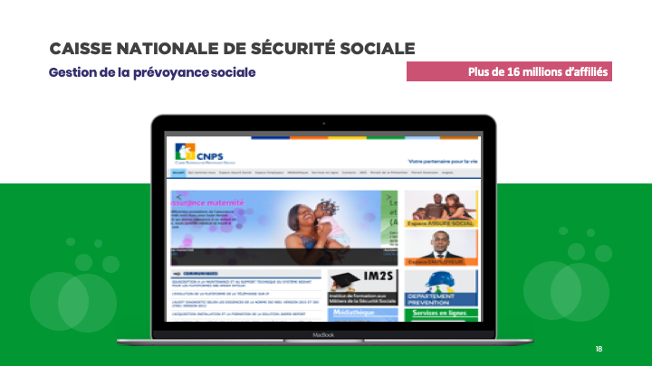 Caisse Nationale de Protection Sociales de Côte d'Ivoire